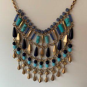 Stella & Dot tribal necklace